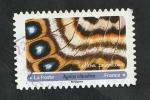 Sellos de Europa - Francia -  Mariposa