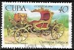 de America - Cuba -  Carruajes antiguos - Coche verano Catalina II