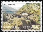 de Europa - Andorra -  Andorra-cambio