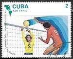 de America - Cuba -  Juegos Panamericanos de Caracas - Volleyball
