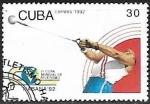 de America - Cuba -  VI Copa Mundial de Atletismo - Lanzamiento de Martillo