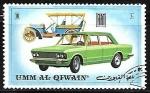 de Asia - Emiratos Árabes Unidos -  Coches - Fiat
