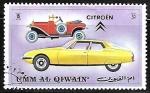 de Asia - Emiratos Árabes Unidos -  Coches - Citroën