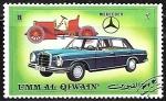 de Asia - Emiratos Árabes Unidos -  Coches - Mercedes