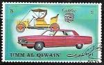 de Asia - Emiratos Árabes Unidos -  Coches - Cadillac