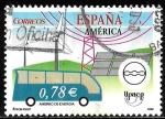 de Europa - España -  cambio-papel amarillento