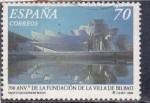sello : Europa : España : 700 ANVº DE LA FUNDACIÓN DE BILBAO(43)