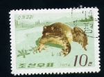 Stamps Asia - North Korea -  sapo