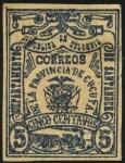 Sellos de America - Colombia -  Departamento de Santander. Correos de la Provincia de Cúcuta.