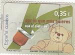 de Europa - España -  VALORES CÍVICOS(43)