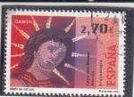 Stamps Spain -  CASA DEL MILTREO-MÉRIDA(43)