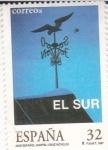Stamps Spain -  EL SUR- CINE ESPAÑOL(43)