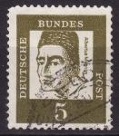 Stamps Germany -  Alberto el Grande