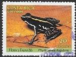 Sellos del Mundo : America : Costa_Rica : fauna