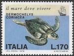 Sellos del Mundo : Europa : Italia : fauna