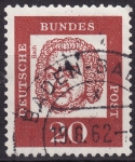 Stamps : Europe : Germany :  Johann Sebastian Bach