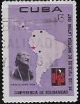 Sellos del Mundo : America : Cuba :  Luis de la Puente Uceda
