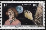 Sellos del Mundo : America : Cuba :  500 aniversario del nacimiento de Nicolás Copérnico