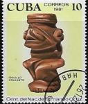 Sellos del Mundo : America : Cuba :  Cent. del nacimiento del etnólogo Fernando Ortiz