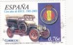 Stamps Spain -  CIEN AÑOS DE RACE 1903-2003 (44)