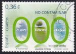 Sellos de Europa - España -  No Contaminar
