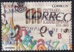Sellos de Europa - España -  Centenario de la Real Academia Española