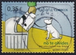 Stamps : Europe : Spain :  no te olvides