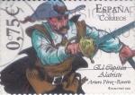 Sellos del Mundo : Europa : España : EL CAPITÁN ALATRISTE(44)