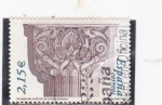 Stamps : Europe : Spain :  COLUMNA DEL PATIO DE LOS LEONES(44)