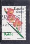 de Europa - España -  FLORES GLADIOLO (44)