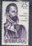 Stamps Spain -  DON FABRIQUE DE TOLEDO (44)