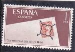 Sellos del Mundo : Europa : España : DÍA MUNDIAL DEL SELLO (44)
