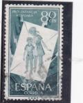 Sellos del Mundo : Europa : España : PRO-INFANCIA HUNGARA (44)