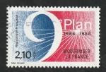 Sellos del Mundo : Europa : Francia :  2346 - Símbolo
