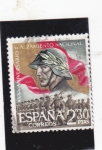 Sellos del Mundo : Europa : España : XXV ANIVº ALZAMIENTO NACIONAL(44)