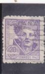 Stamps Spain -  IV CENTENARIO SAN JUAN DE LA CRUZ (44)