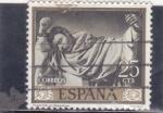 Sellos de Europa - España -  MARTIR -ZURBARÁN(44)