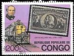 Sellos de Africa - República del Congo -  Sir Rowland Hill