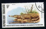 Stamps Africa - Togo -  caiman