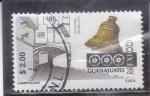 Stamps : America : Mexico :  GUANAJUATO