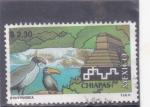 Stamps : America : Mexico :  CHIAPAS