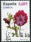 Sellos de Europa - España -  Flora: Dalia