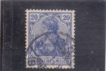Stamps Germany -  SOLDADO