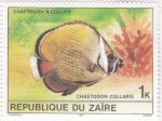 Stamps Republic of the Congo -  pez tropical