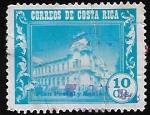 Sellos del Mundo : America : Costa_Rica : Intercambio