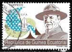 Sellos del Mundo : Africa : Guinea_Ecuatorial : Guinea Ecuatorial-cambio