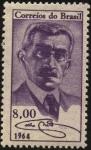 Stamps Brazil -  100 años del nacimiento del escritor, periodista y político  COELHO NETTO.