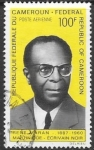 Sellos del Mundo : Africa : Camerún :  personajes