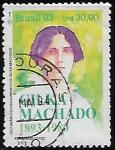 Stamps : America : Brazil :  Centenario del nacimiento de la escritora Gilka Machado