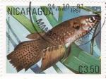 Stamps Nicaragua -  PEZ